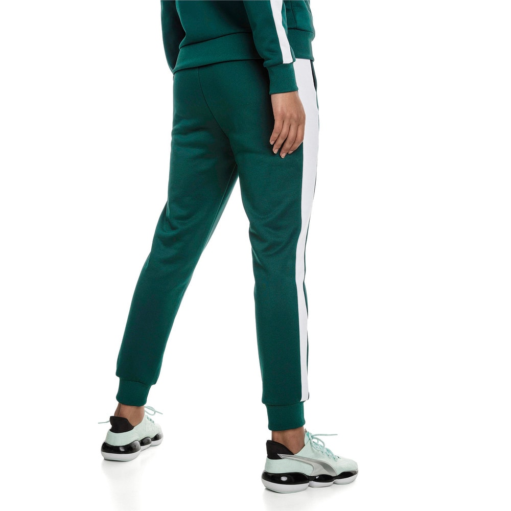 Imagen PUMA Pantalones deportivos de tejido de punto Classics T7 para mujer #2