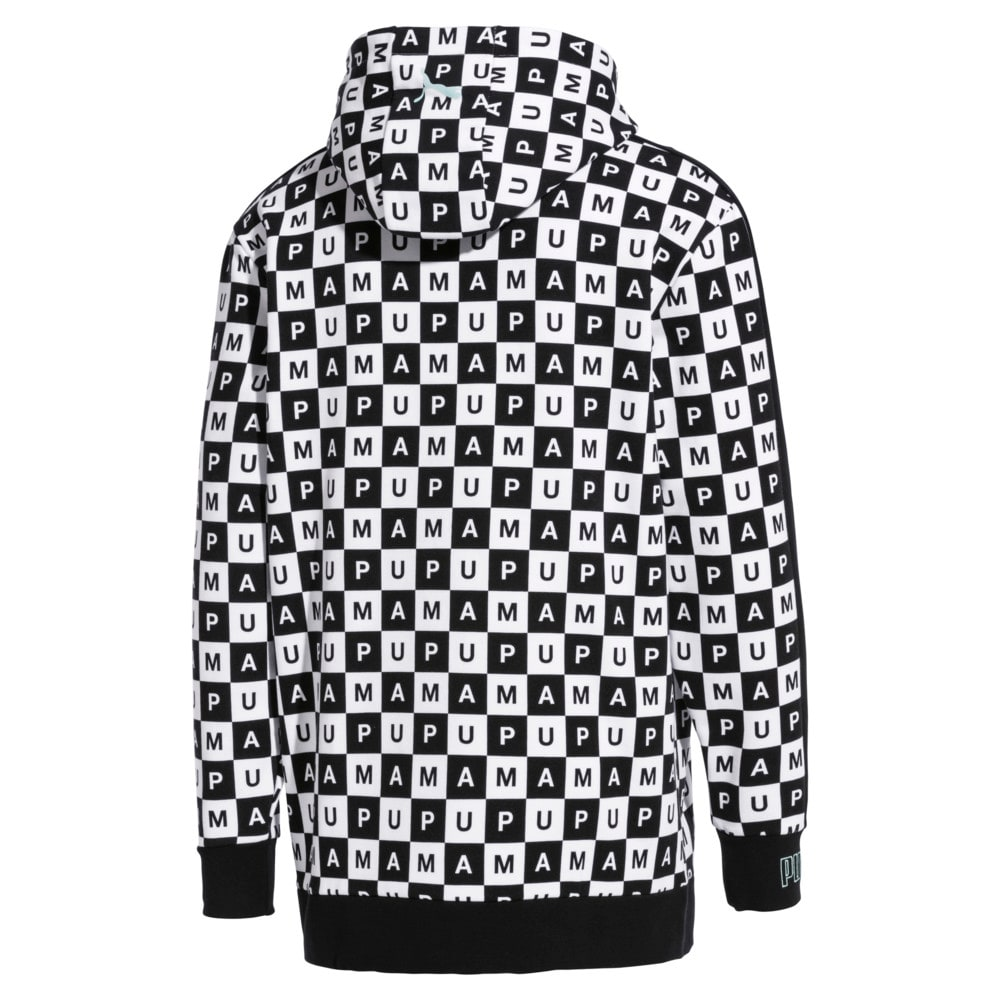 Imagen PUMA Checkboard T7 Hoodie #2