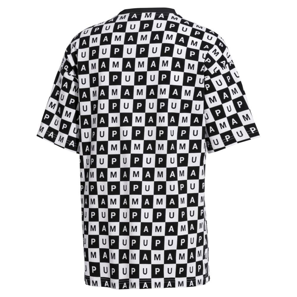 Imagen PUMA Checkboard AOP Tee #2