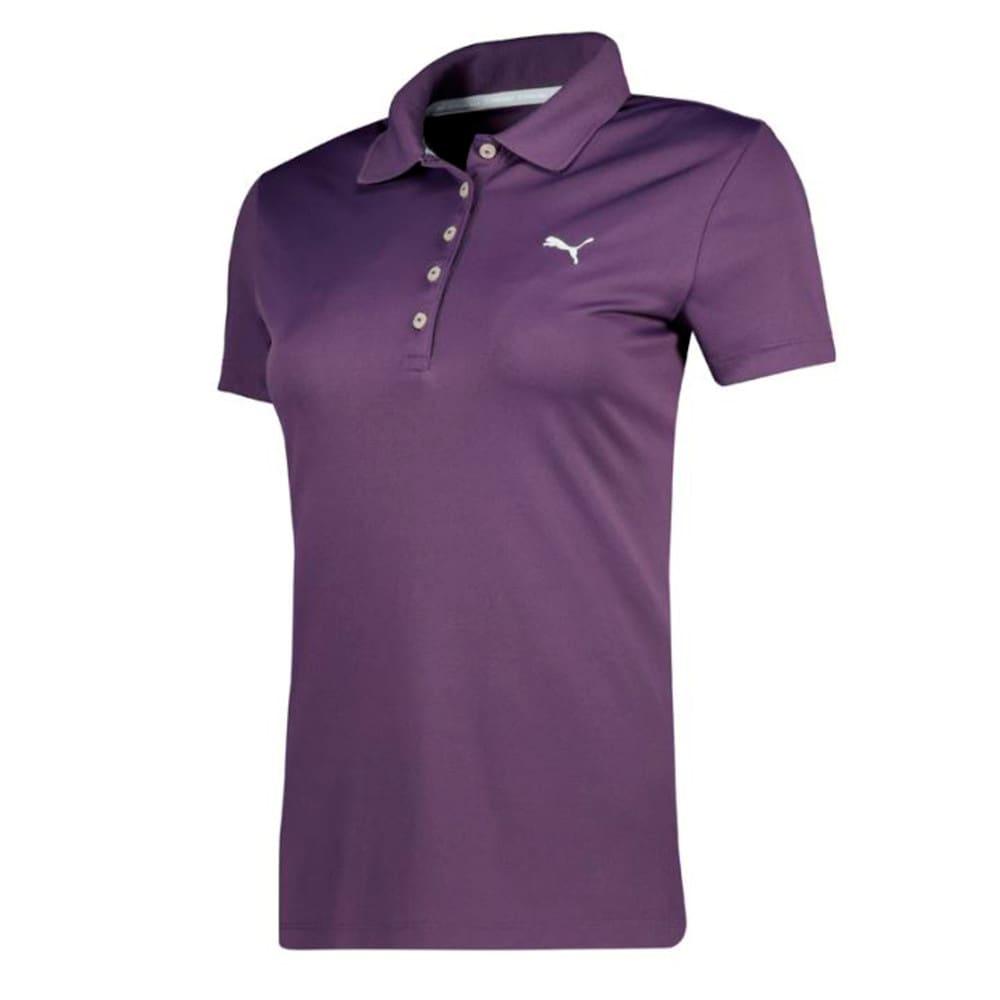 Image Puma MSS Pounce Women's Golf Polo Shirt #1