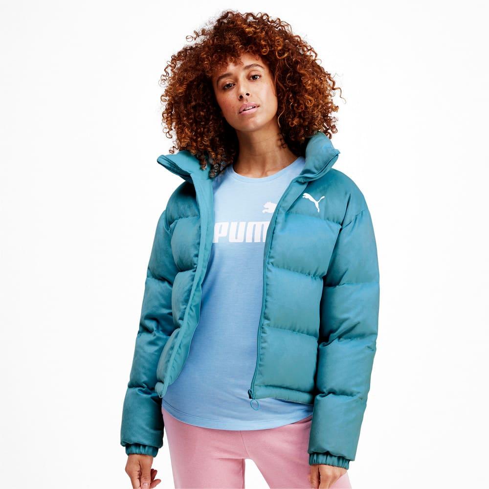 Изображение Puma Куртка 480 Style Down Jacket #1