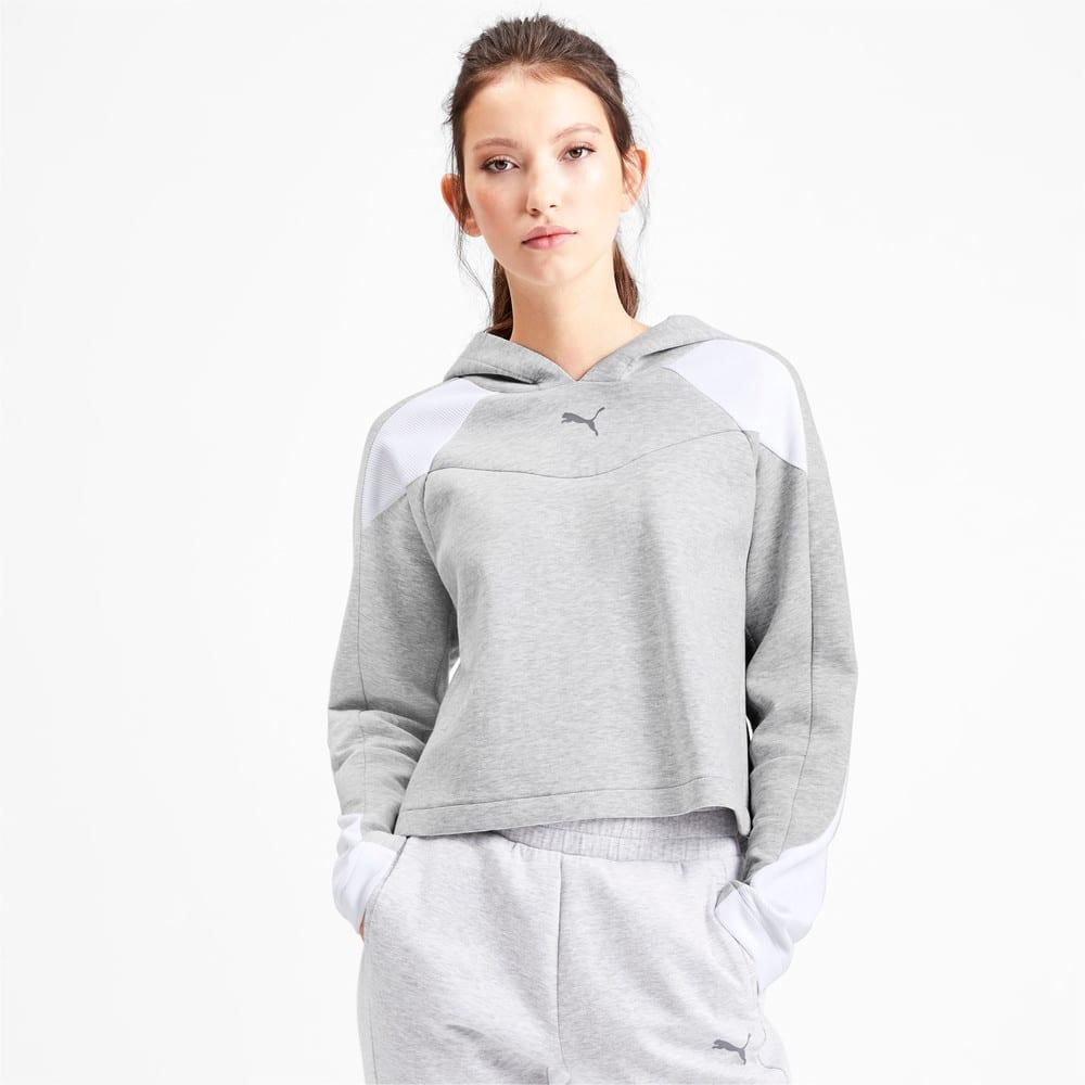 Image Puma Evostripe Long Sleeve Women's Hoodie #1
