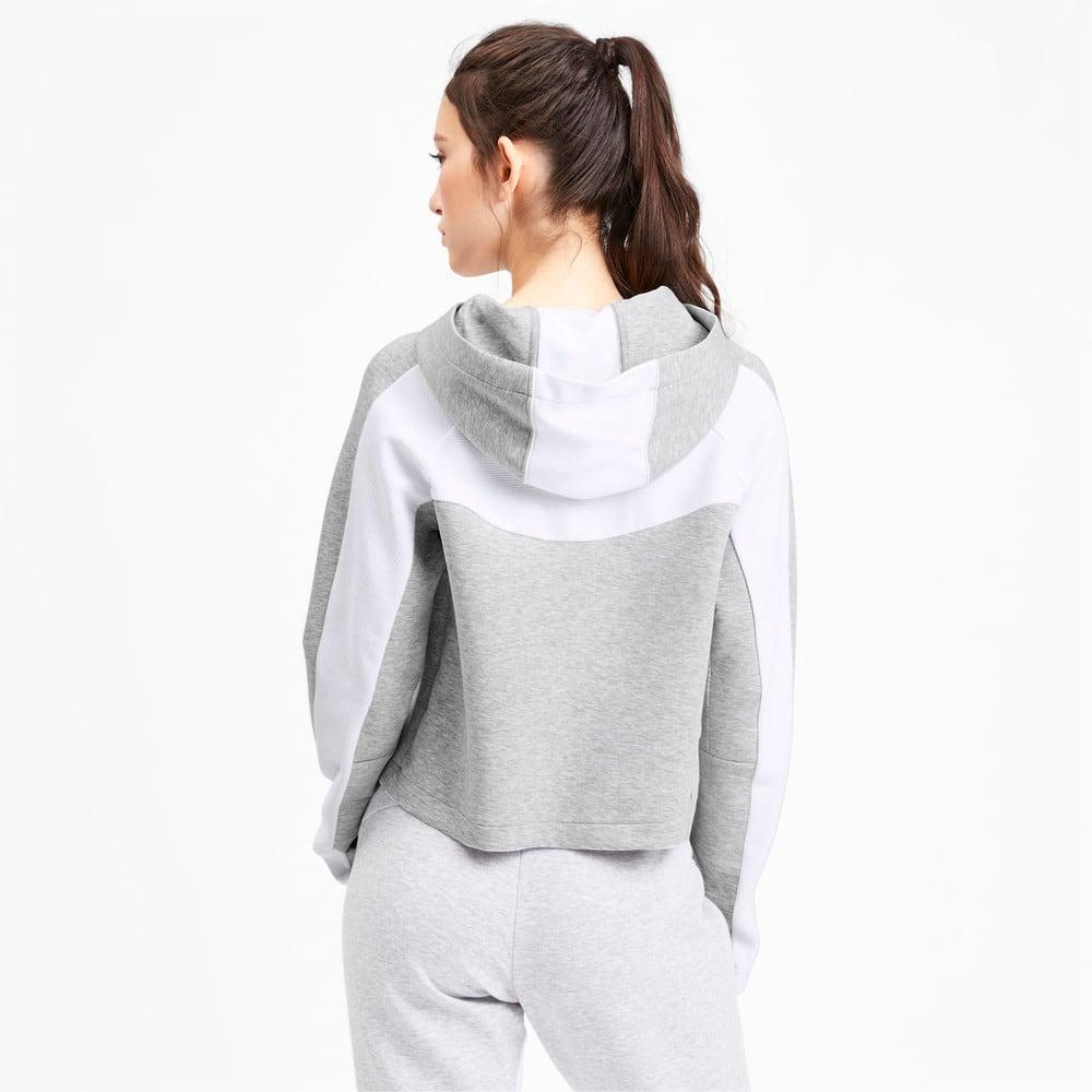 Image Puma Evostripe Long Sleeve Women's Hoodie #2