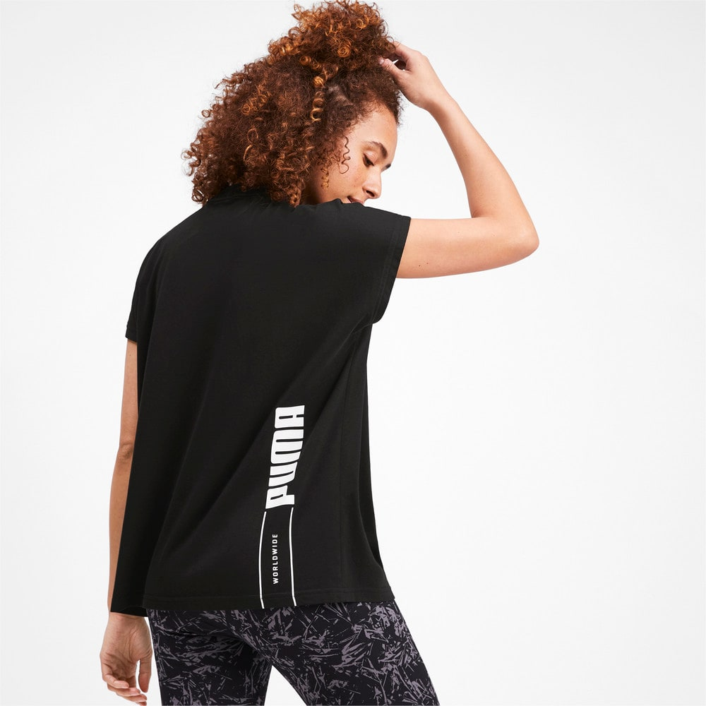 Image Puma NU-TILITY Graphic Short Sleeve Women's Tee #2