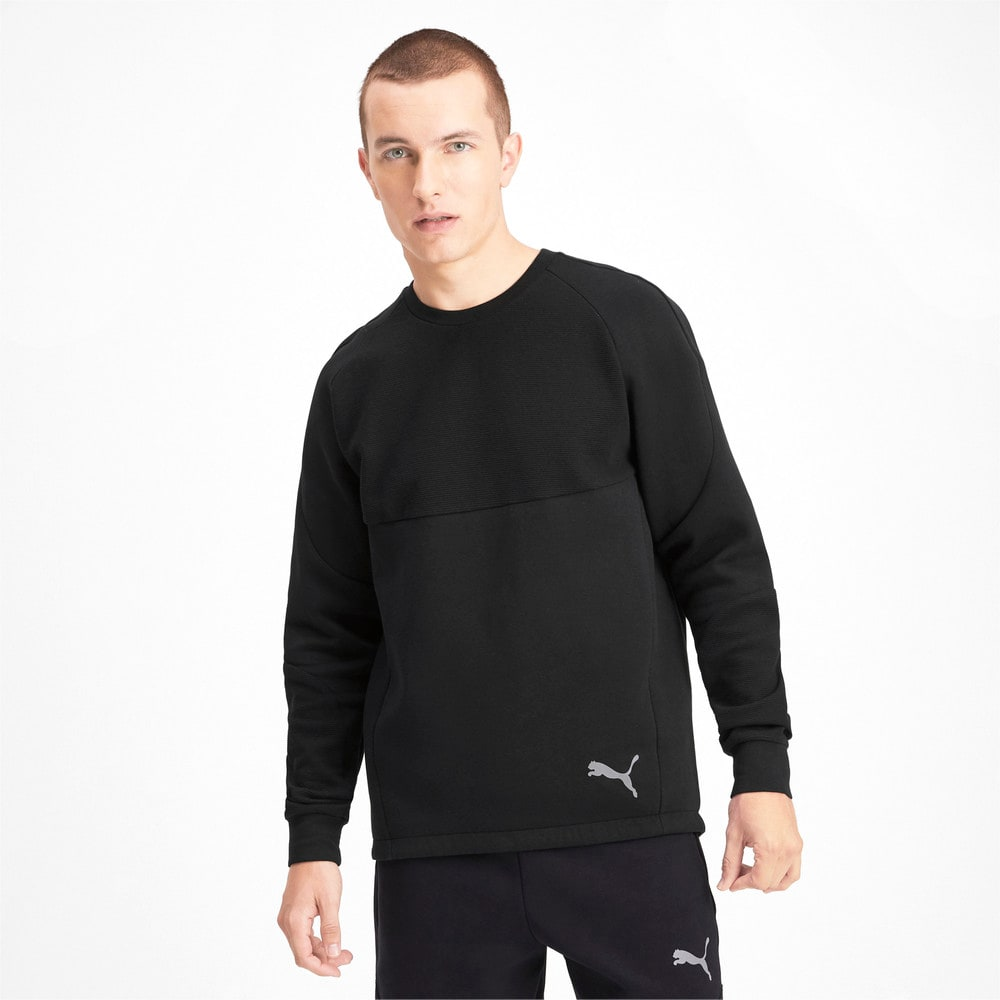 Image Puma Evostripe Crew Men's Sweater #1