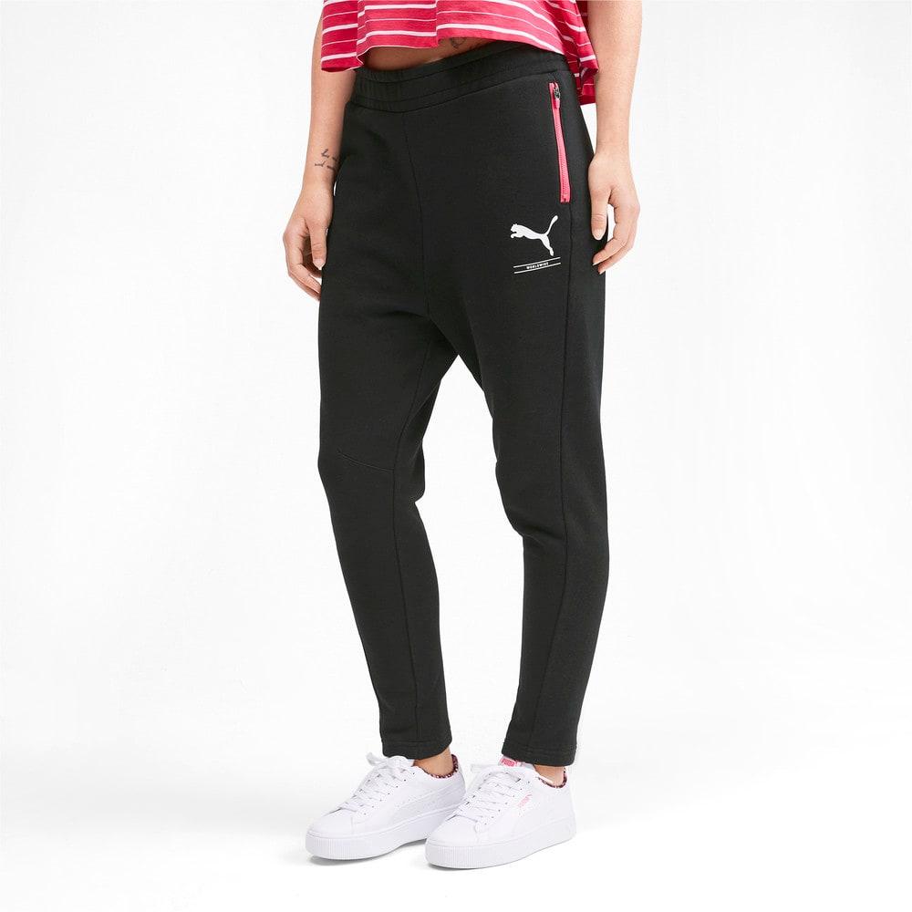 Изображение Puma Штаны NU-TILITY Sweat Pants #1