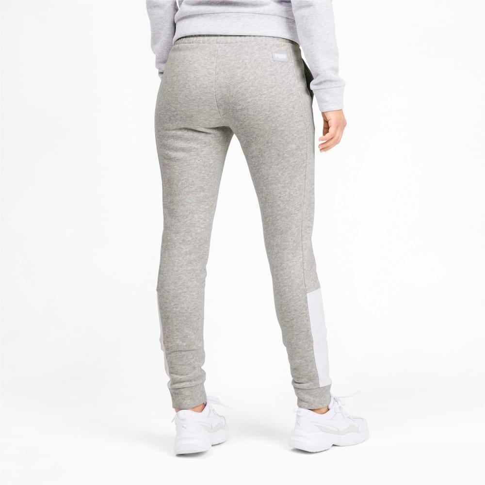 Изображение Puma Штаны Athletics Pants FL #2: light gray heather