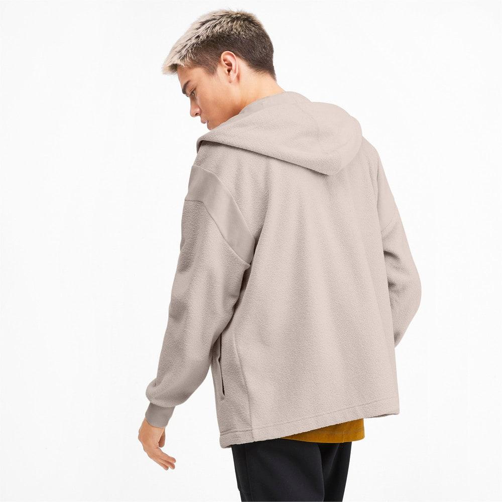 Изображение Puma Толстовка Fusion Hooded Jacket #2