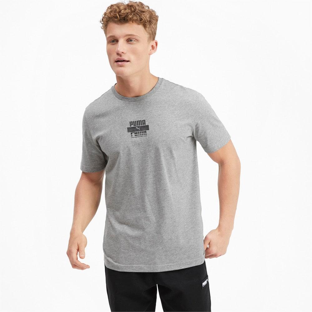 Image PUMA Camiseta Gold Graphic Masculina #1