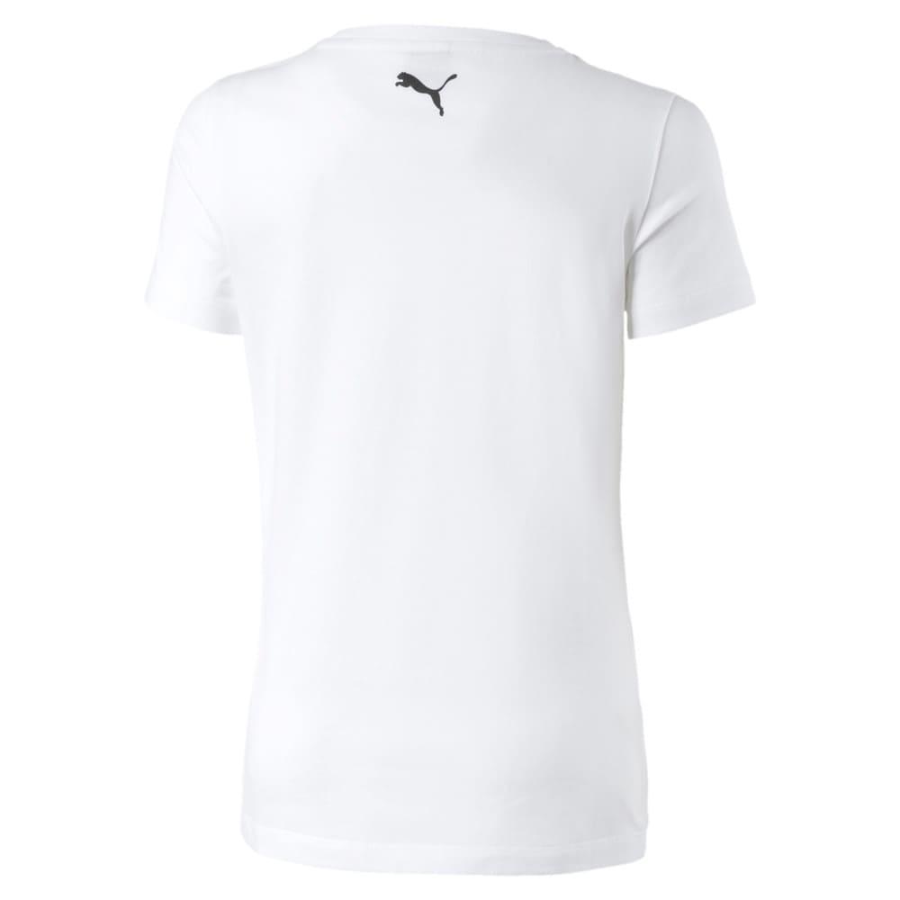 Изображение Puma Детская футболка Alpha Logo Tee #2