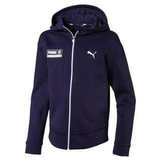 Зображення Puma Дитяча толстовка Alpha Graphic Sweat Jacket