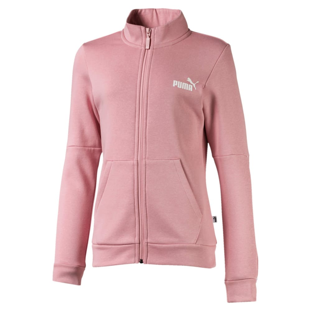 Изображение Puma Олимпийка Amplified Girls' Track Jacket #1