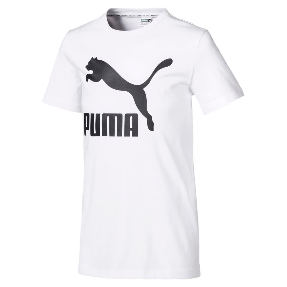 Зображення Puma Дитяча футболка Classics Tee #1
