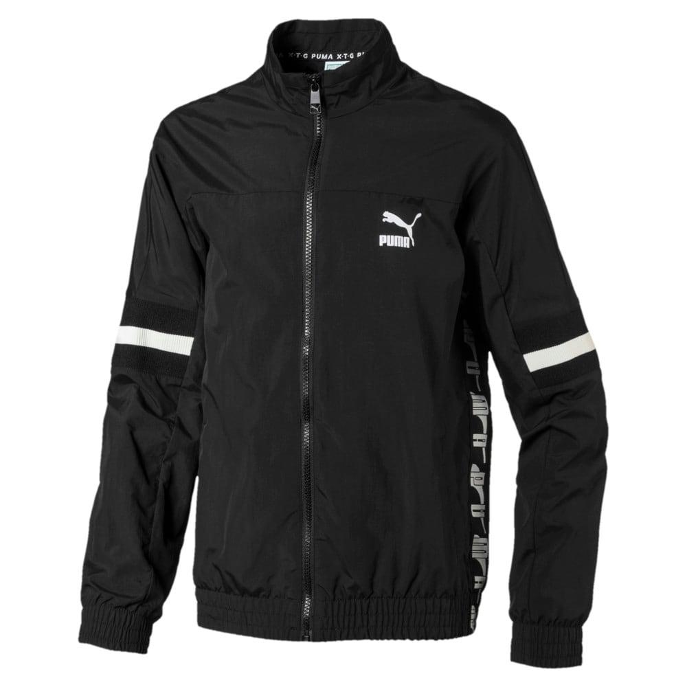 Image Puma PUMA XTG Woven Boys' Jacket #1