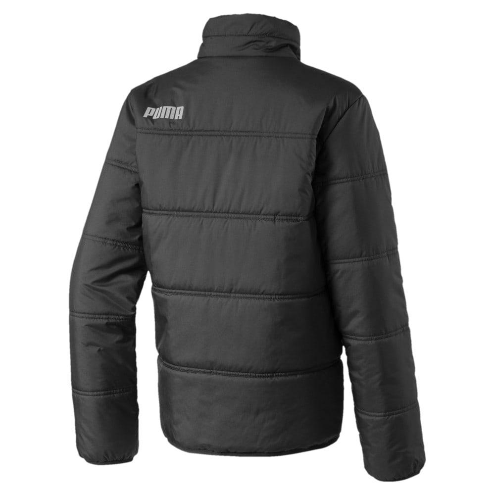 Изображение Puma Детская куртка Essentials Padded Jacket #2