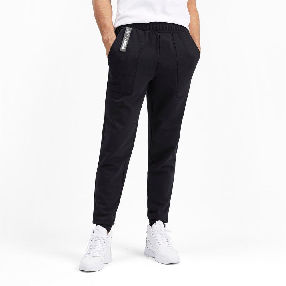 Image Puma NU-TILITY Knit Men's Sweatpants #1