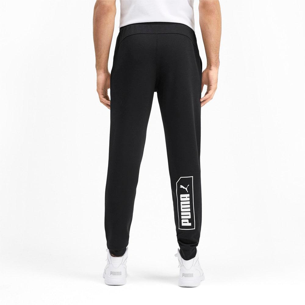 Image Puma NU-TILITY Knit Men's Sweatpants #2