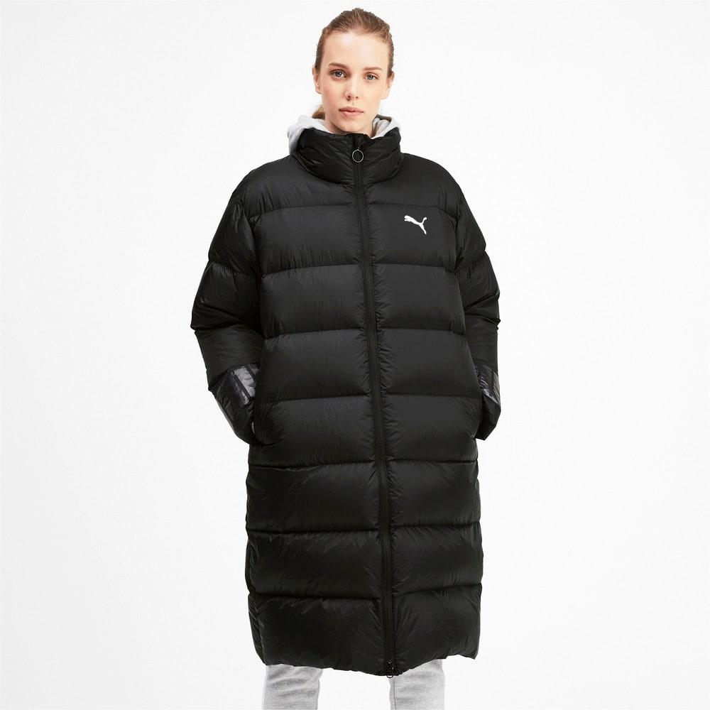 Изображение Puma Куртка Long Oversized Down Coat Wms #1