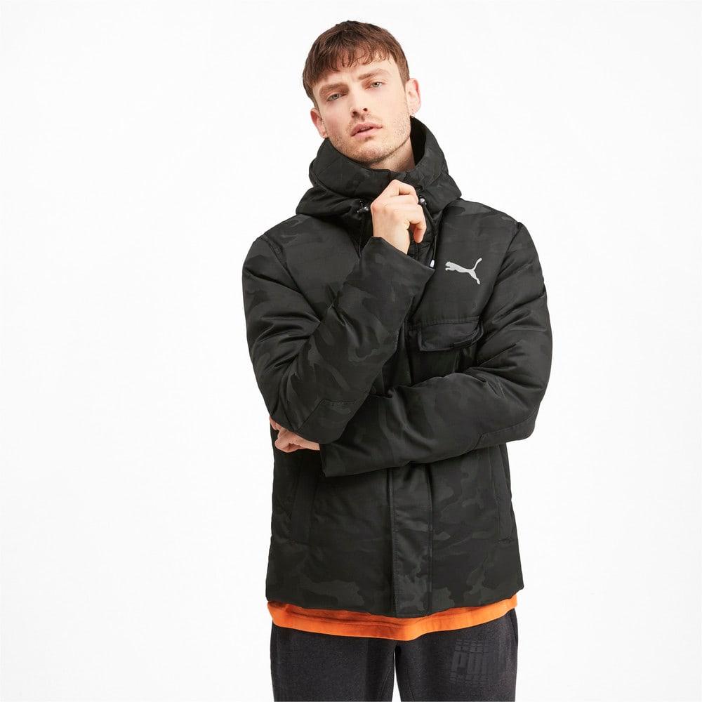 Изображение Puma Куртка 480 Camo Down Jacket #1