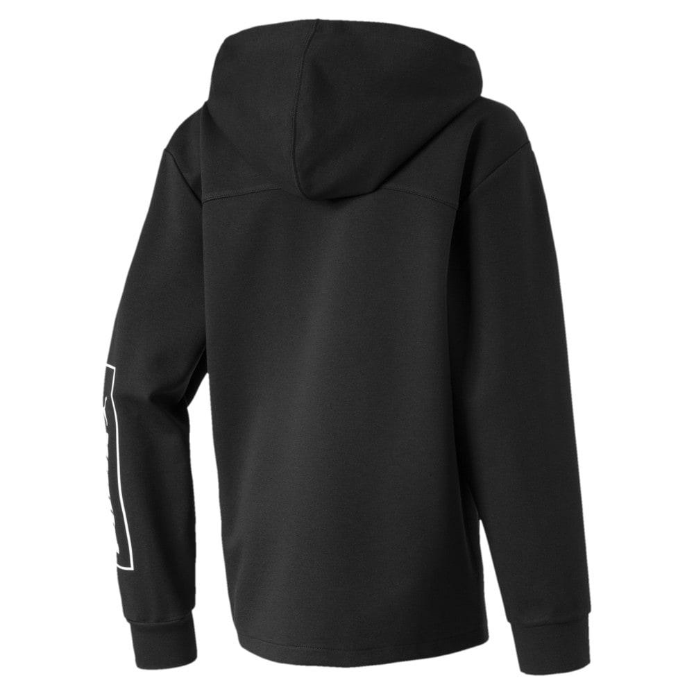 Image Puma NU-TILITY Hooded Boy's Jacket #2