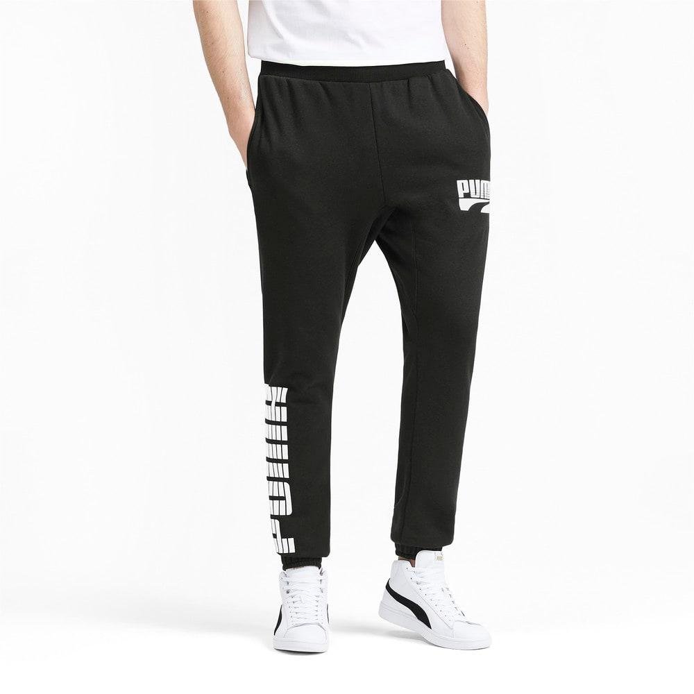 Изображение Puma Штаны Rebel Bold Pants cl FL #1