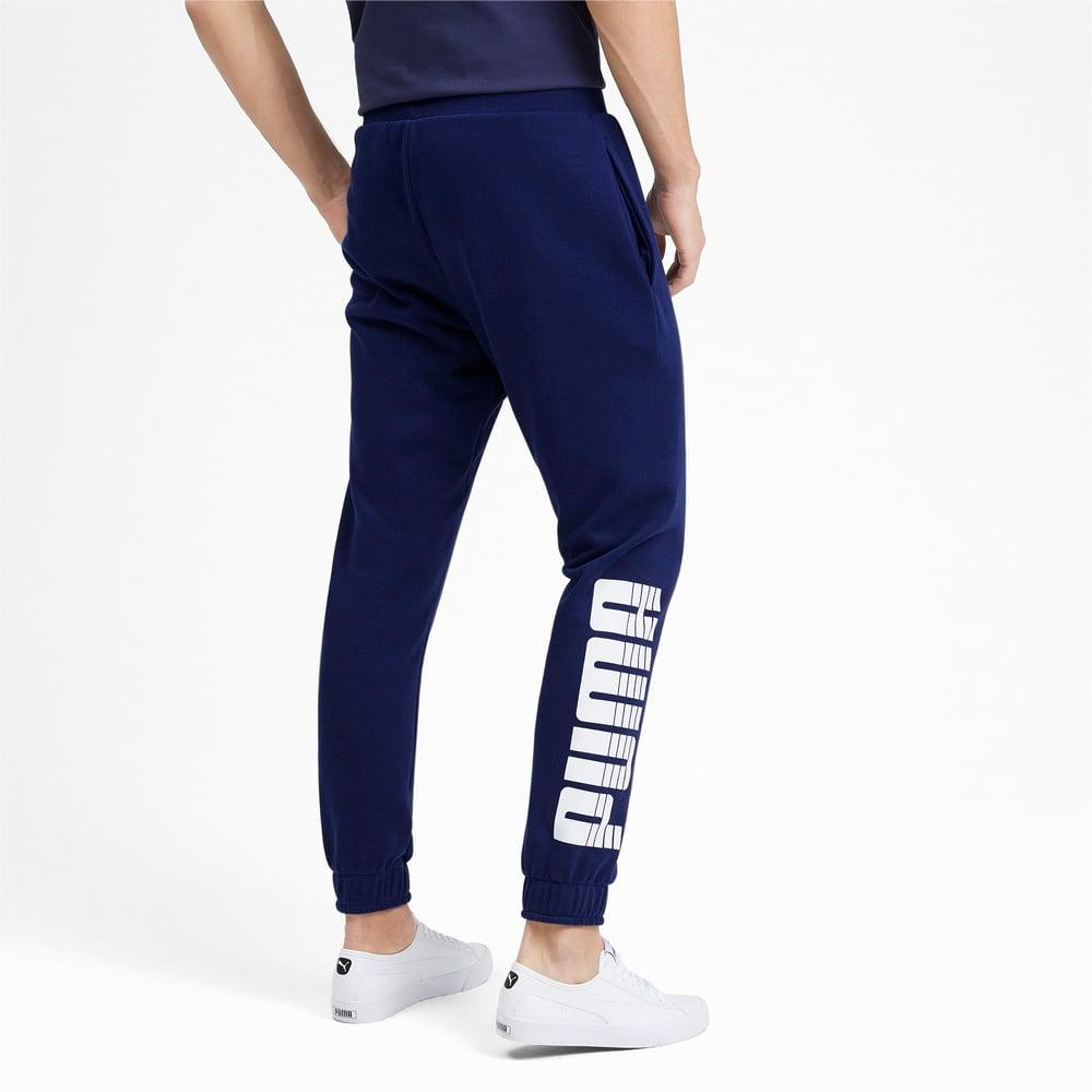 Изображение Puma Штаны Rebel Bold Pants cl FL #2: Peacoat