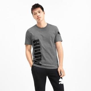 Зображення Puma Футболка Big Logo Graphic Short Sleeve Men's Tee