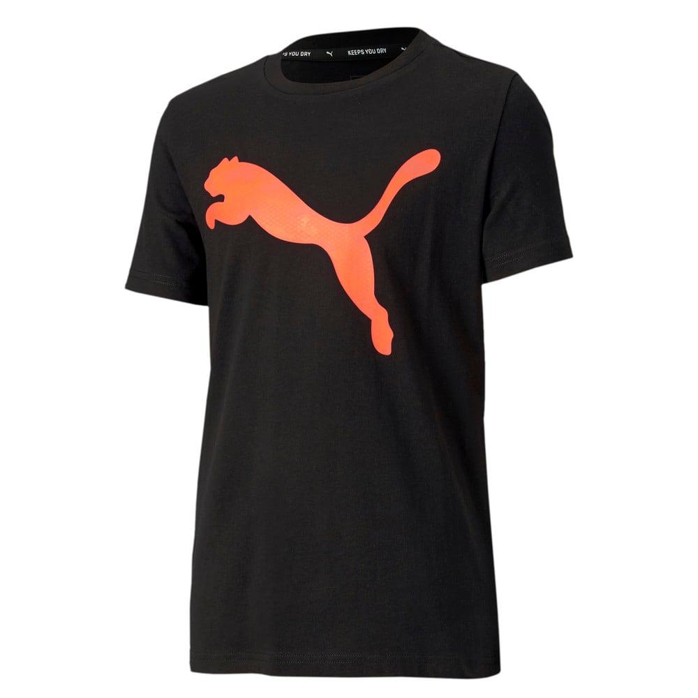 Зображення Puma Дитяча футболка Active Sports Graphic Tee #1