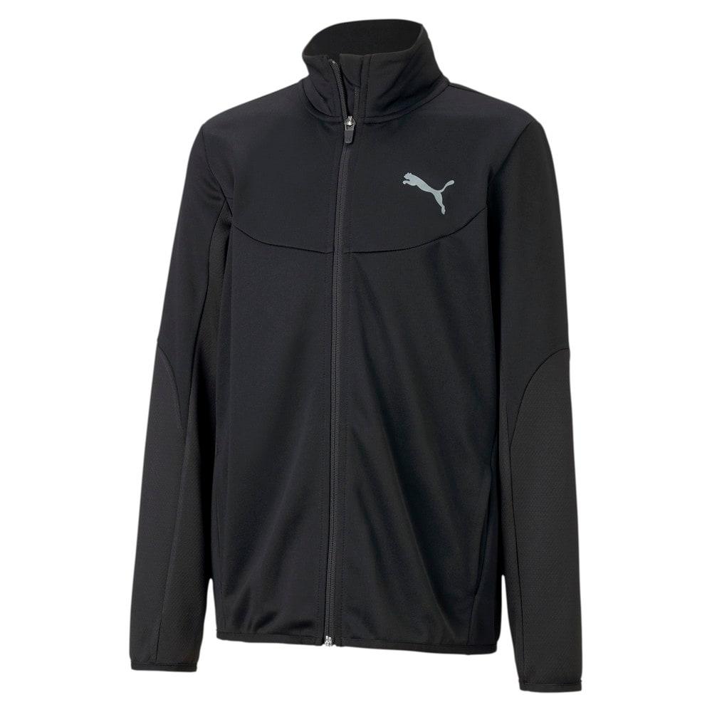 Изображение Puma Детская олимпийка Active Sports Poly Jacket #1