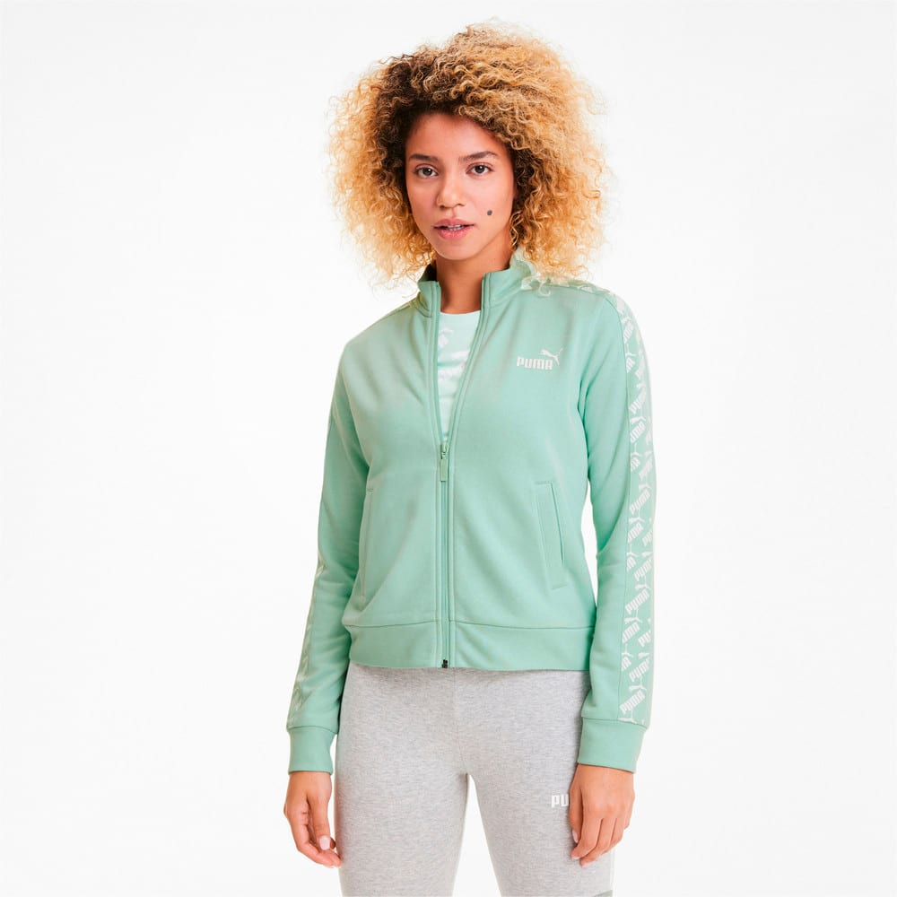 Изображение Puma Куртка Amplified Track Jacket TR #1