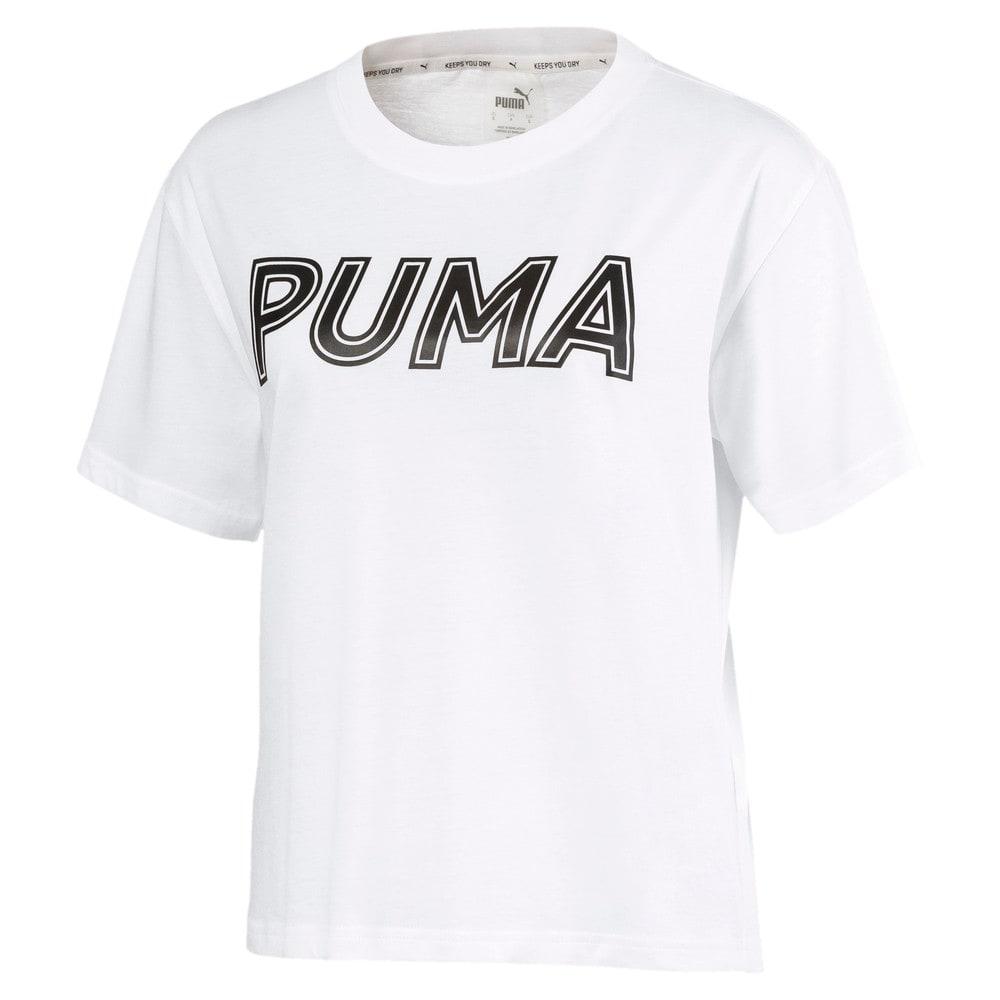 Изображение Puma Футболка Modern Sports Logo Tee #1