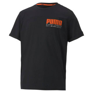 Изображение Puma Детская футболка Alpha Advanced Tee