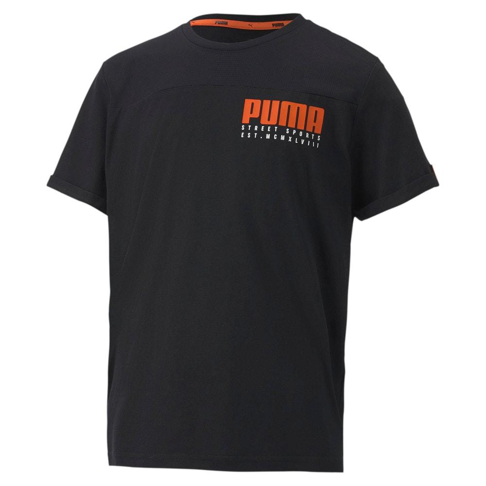 Зображення Puma Дитяча футболка Alpha Advanced Tee #1