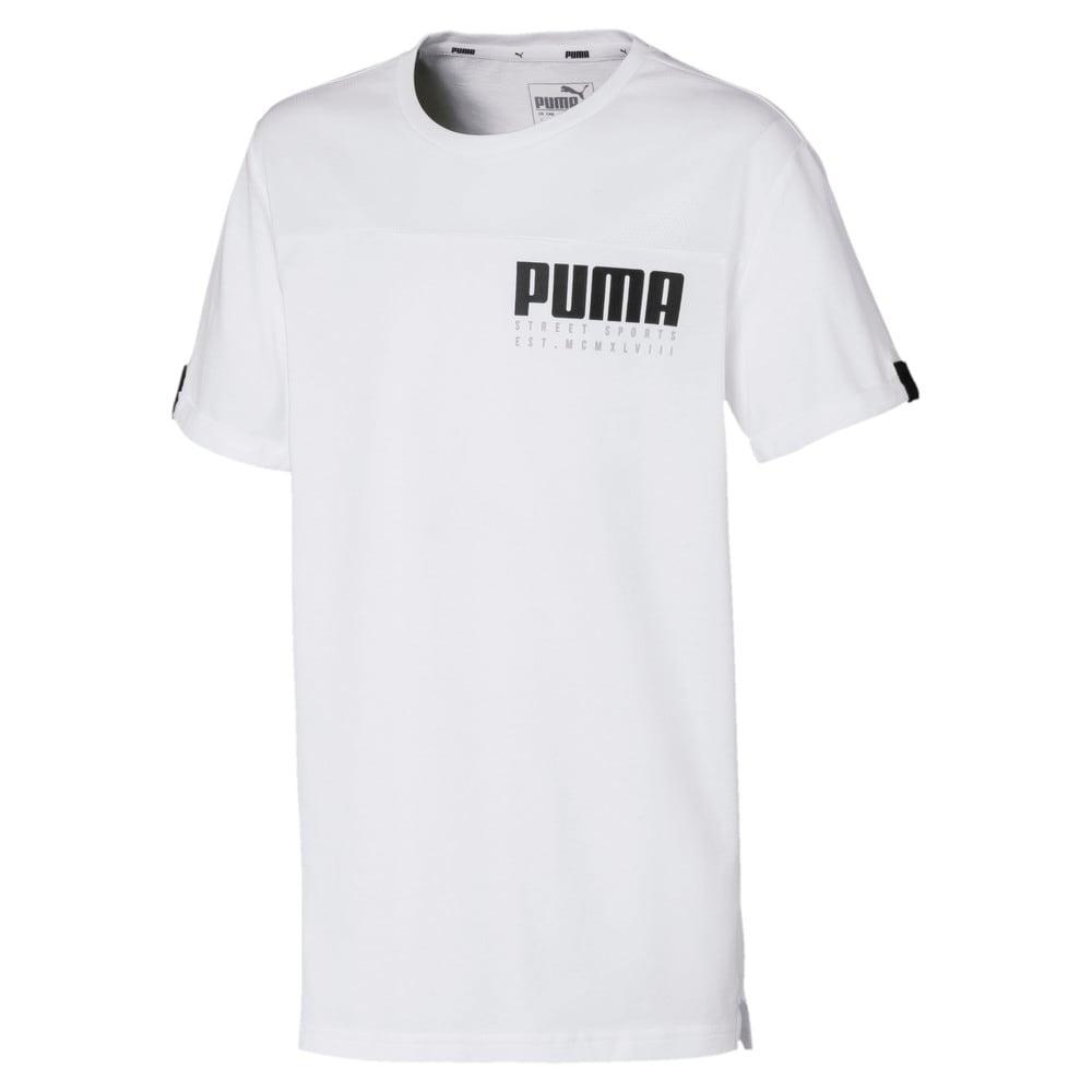 Изображение Puma Детская футболка Alpha Advanced Tee #1