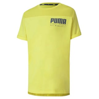 Зображення Puma Дитяча футболка Alpha Advanced Tee