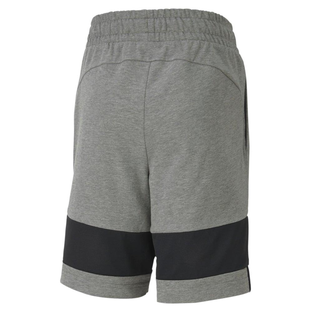 Изображение Puma Детские шорты Alpha Jersey Shorts #2