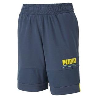 Зображення Puma Дитячі шорти Alpha Jersey Shorts