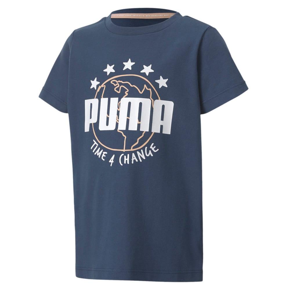 Изображение Puma Детская футболка T4C Tee #1