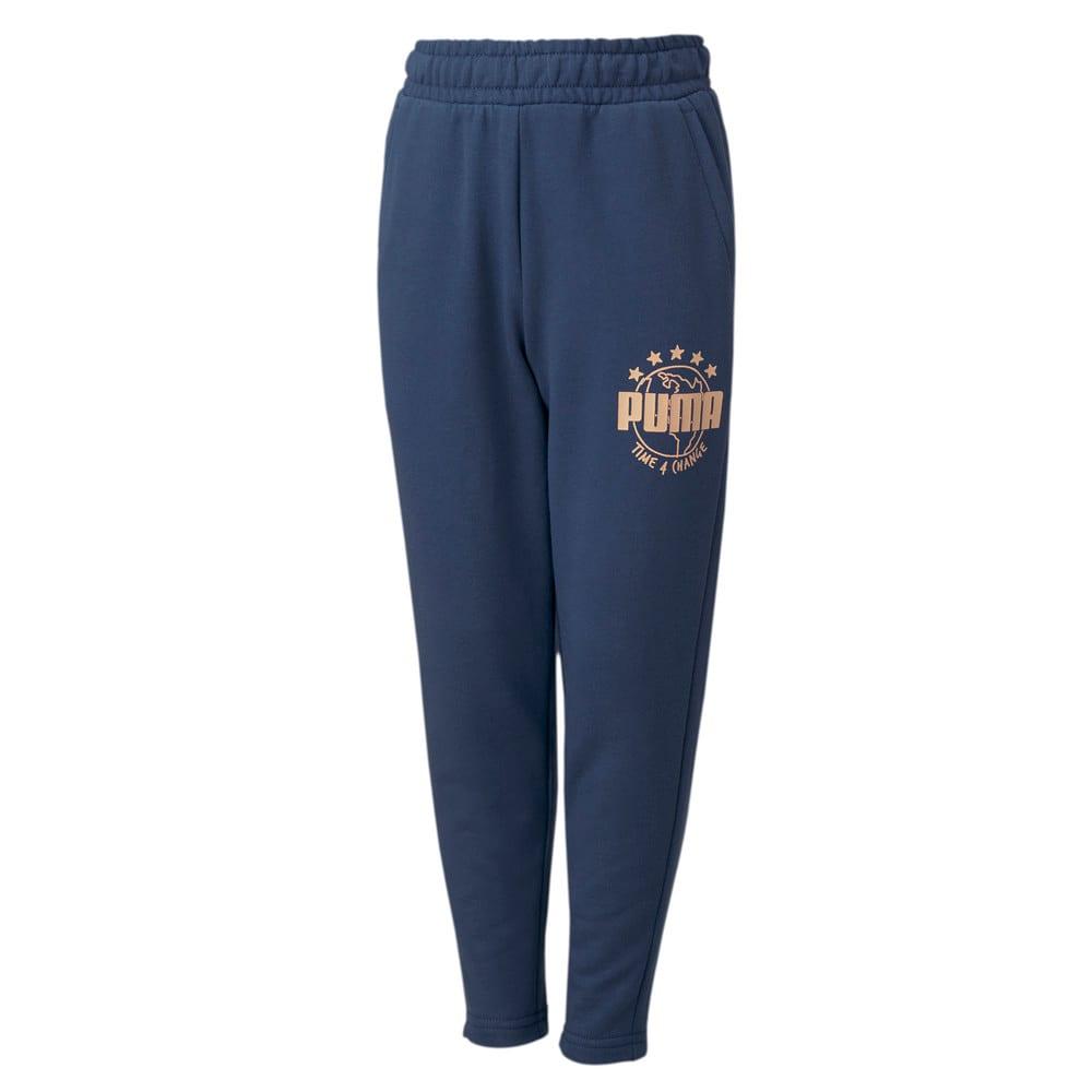 Зображення Puma Дитячі штани T4C Sweat Pants #1