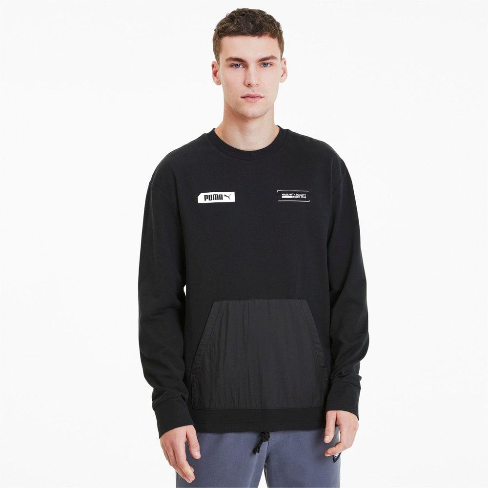 Image Puma NU-TILITY Crew Neck Men's Sweater #1