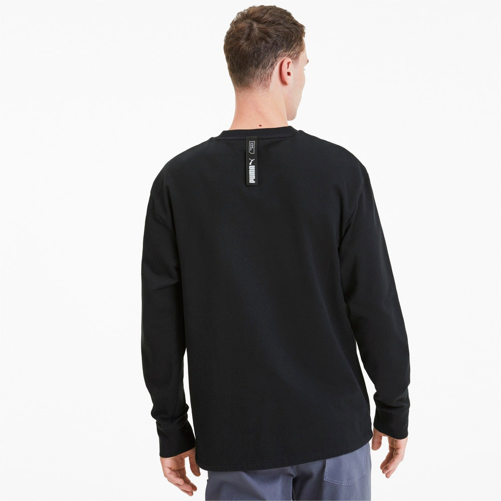 Image Puma NU-TILITY Crew Neck Men's Sweater #2