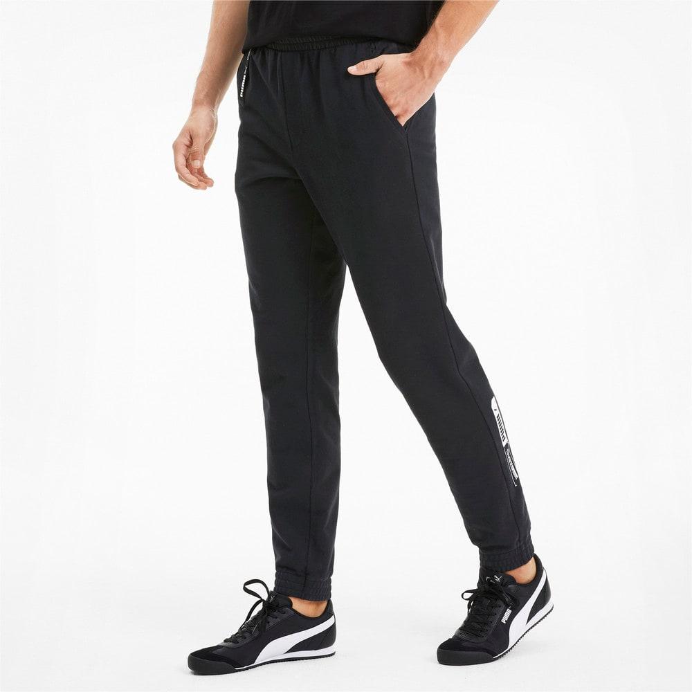 Image Puma NU-TILITY Knitted Men's Sweatpants #1
