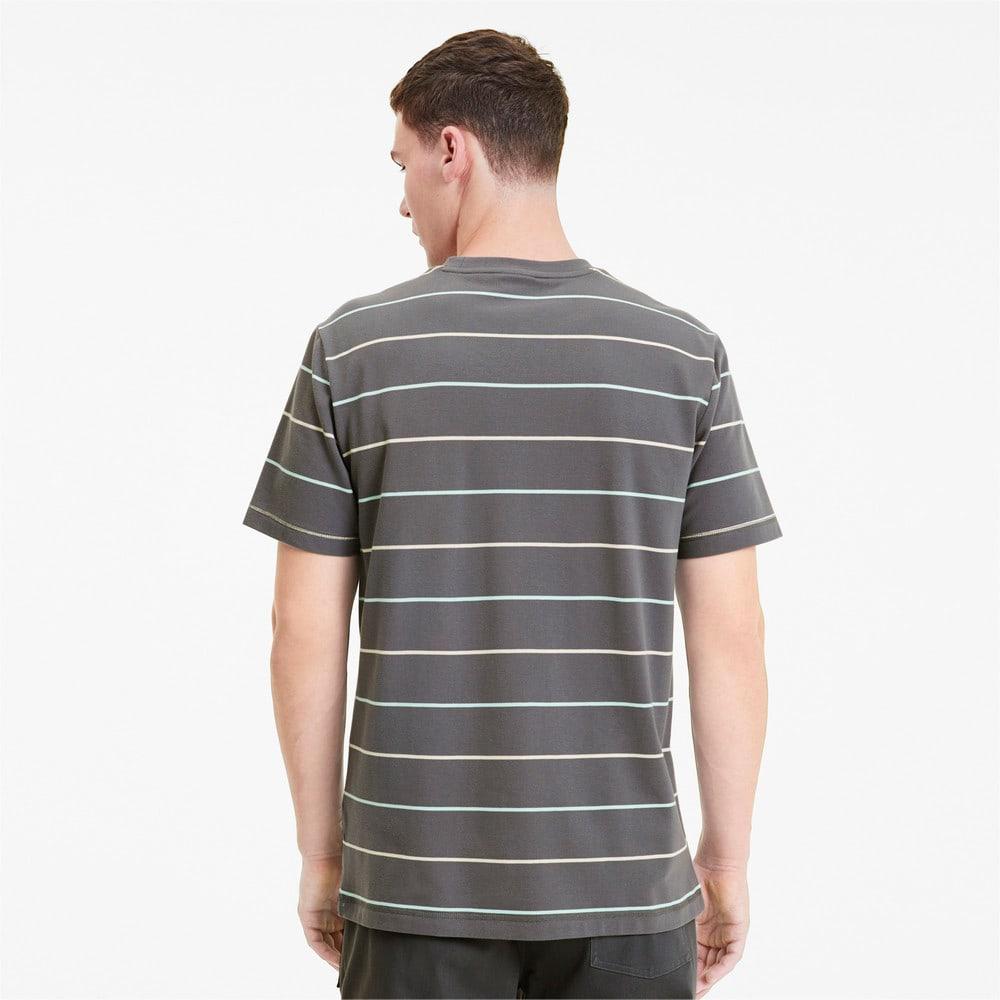 Image Puma FUSION Striped Men's Tee #2