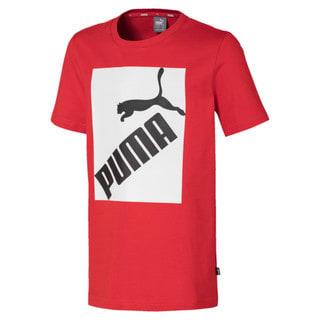 Зображення Puma Футболка Big Logo Boys' Tee