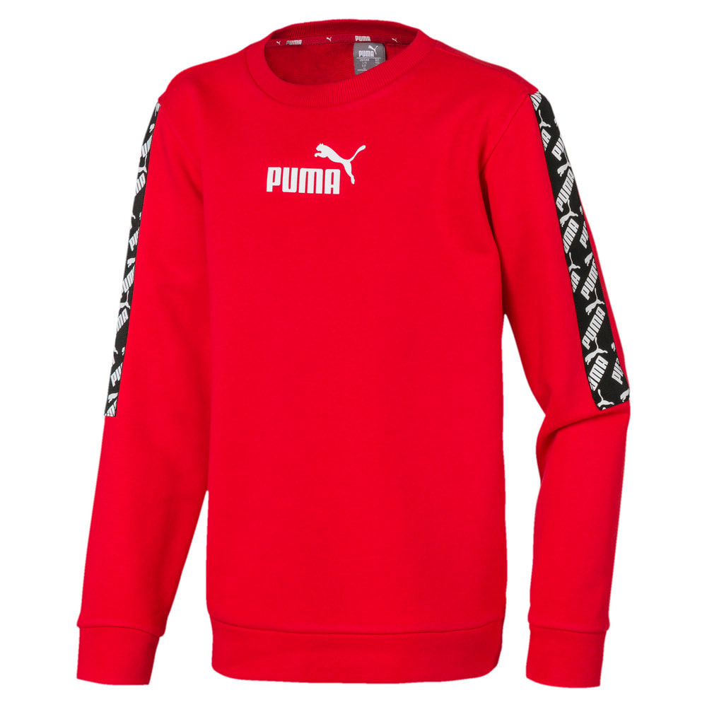 Зображення Puma Светр Amplified Crew Neck Boys' Sweater #1