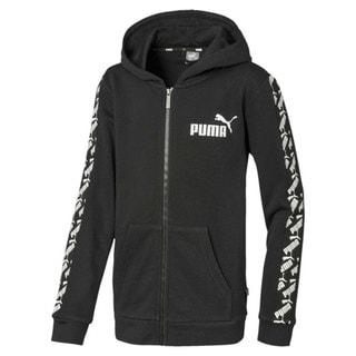 Зображення Puma Дитяча толстовка Amplified Hooded Jacket