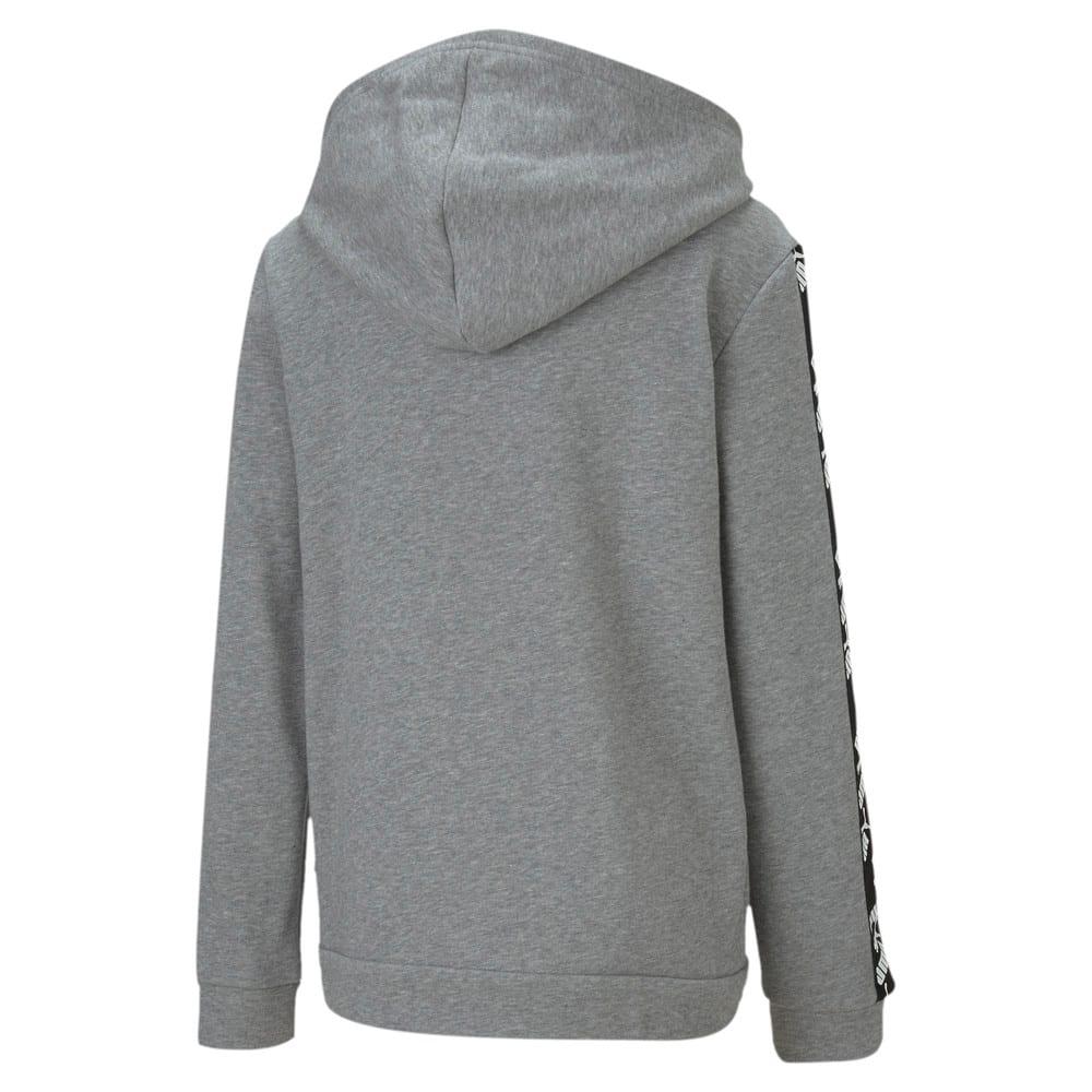 Изображение Puma Детская толстовка Amplified Hooded Jacket #2