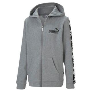 Изображение Puma Детская толстовка Amplified Hooded Jacket