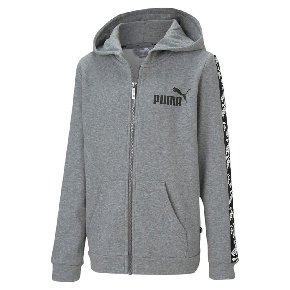 Зображення Puma Дитяча толстовка Amplified Hooded Jacket #1