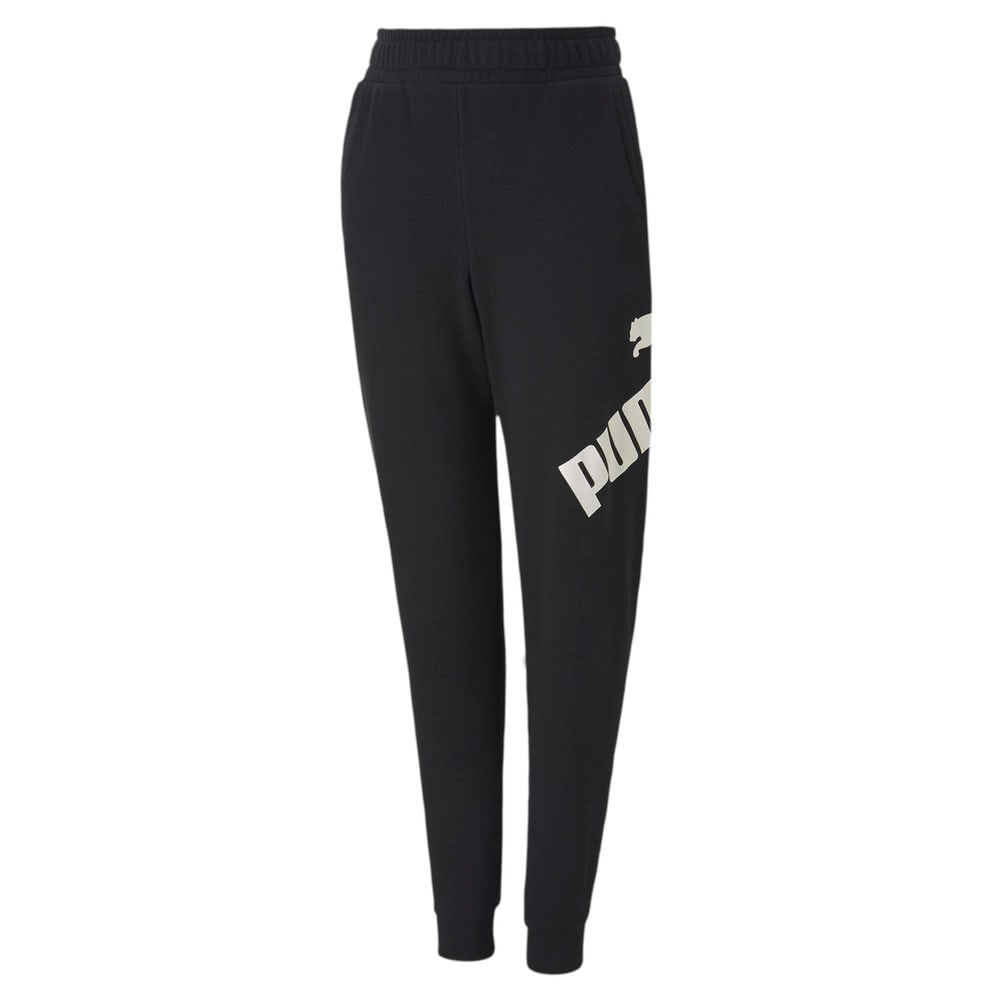 Зображення Puma Штани Big Logo Boys' Sweatpants #1